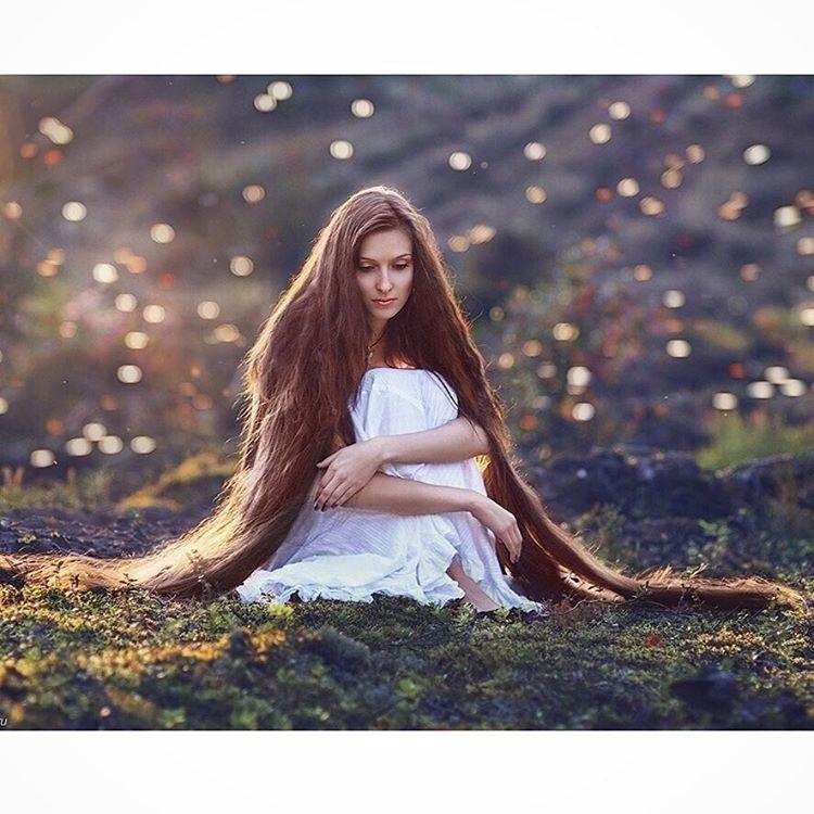 Longhairaddict Longhairaddict | VK | Long hair women ...