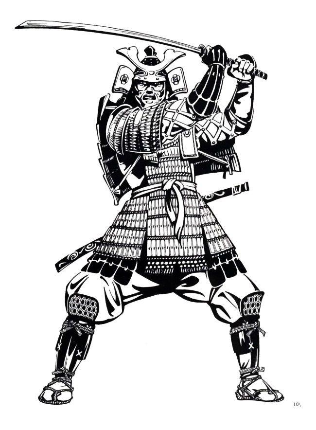 Pin By Rey A On Samurai