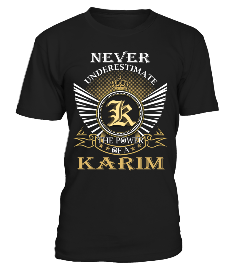 Never Underestimate the Power of a KARIM