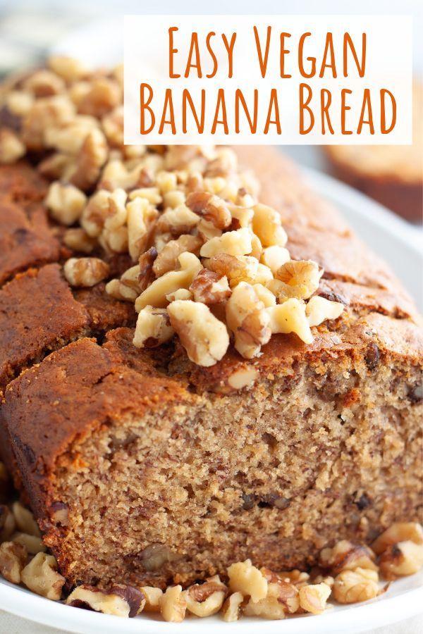 Easy Vegan Banana Bread | plant.well
