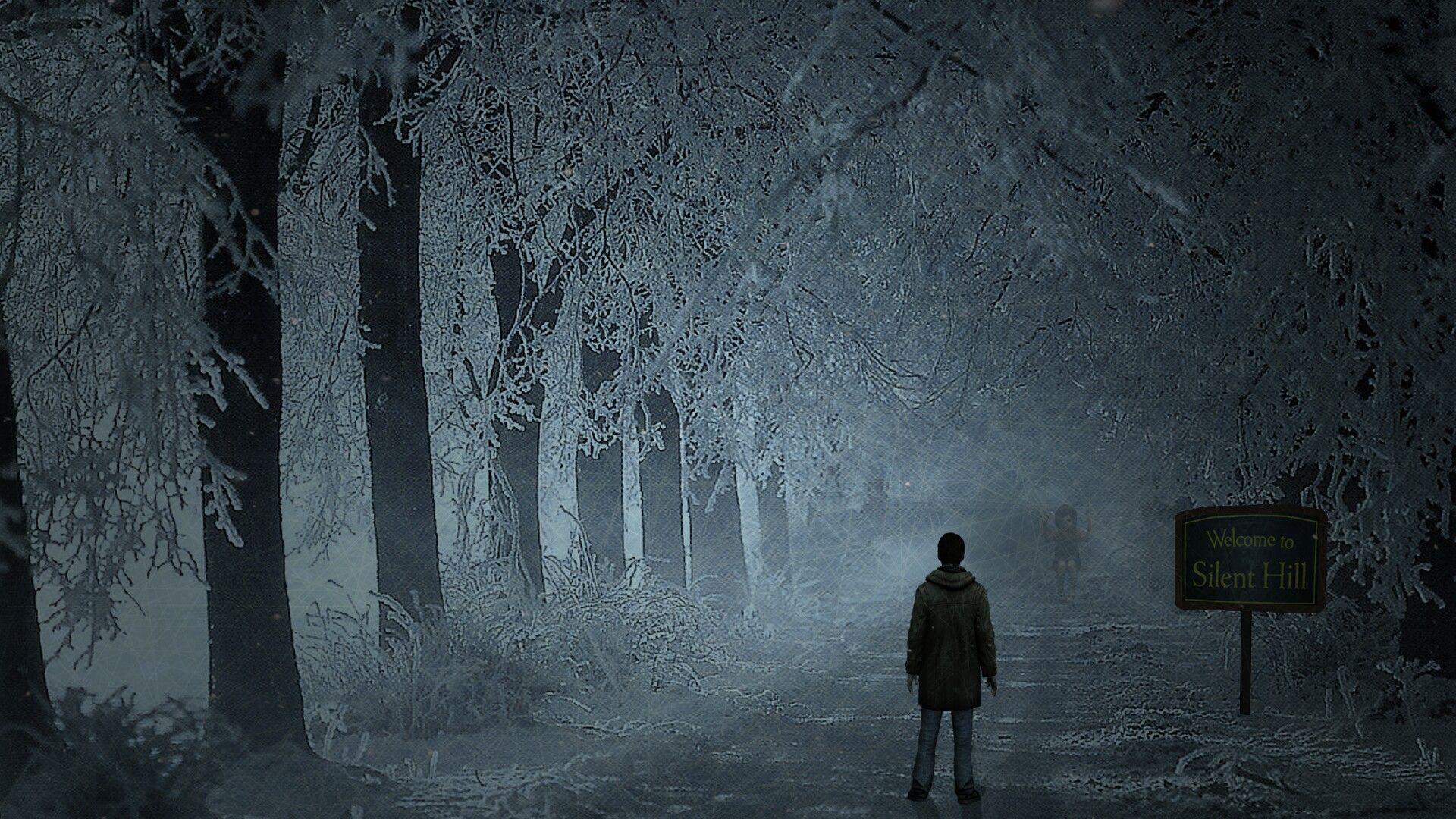 Silent Hill: Shattered Memories Wallpaper   Névoa ...