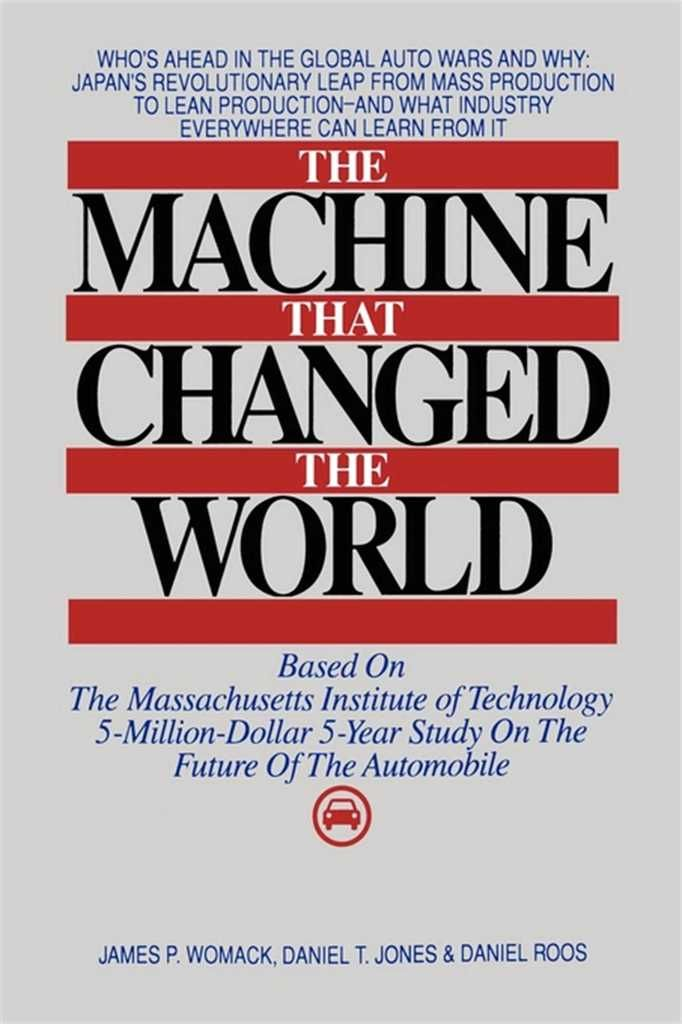 The Machine That Changed the World: The Story of Lean Production-- Toyota's Secret Weapon in the Global Car Wars That Is Now Revolutionizing World Industry on Scribd // The classic, nationally bestselling book that first articulated the principles of lean production, with a new foreword and afterword by the authors.