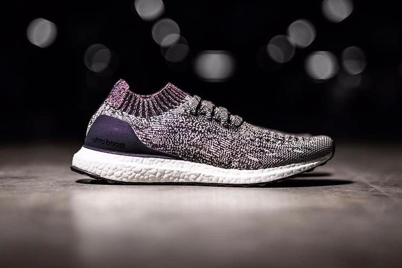 14b1e61577 Purple Hues Hit the adidas UltraBOOST Uncaged 2.0 | He turned me ...