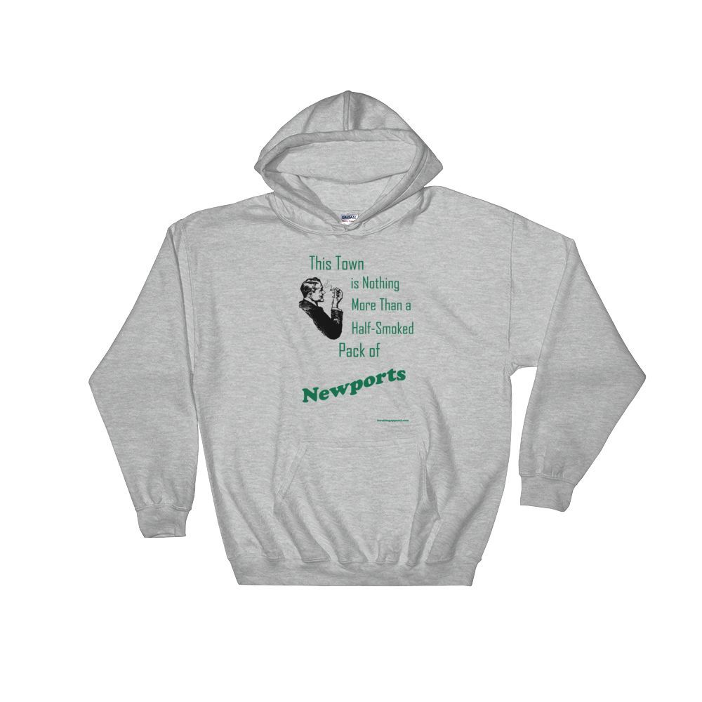 Newport Town Hooded Sweatshirt