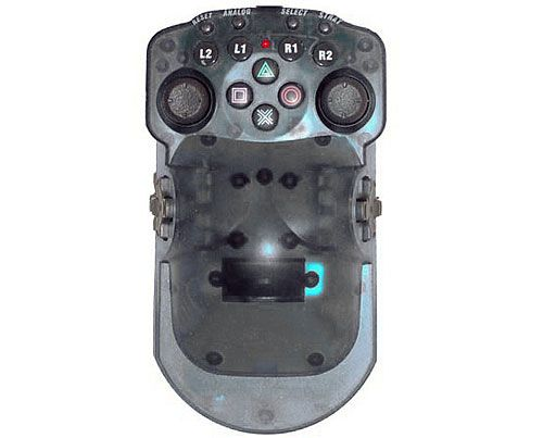 The One Handed Gaming Controller Can Be Used With Either The Left