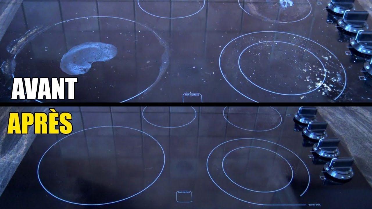 Produit Pour Nettoyer Vitroceramique comment je nettoie ma plaque de cuisson. voici une méthode