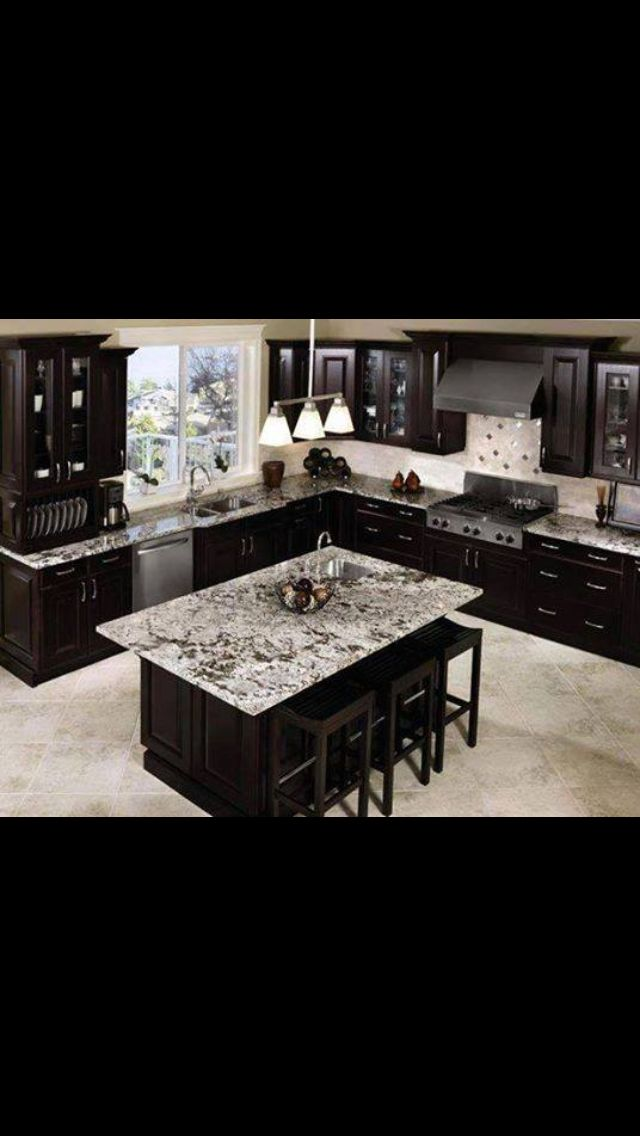 Oh Yeah Black Kitchen Cabinets Black Kitchens Home Remodeling