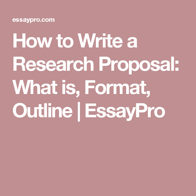 How To Write A Research Proposal. Full Writing Guide