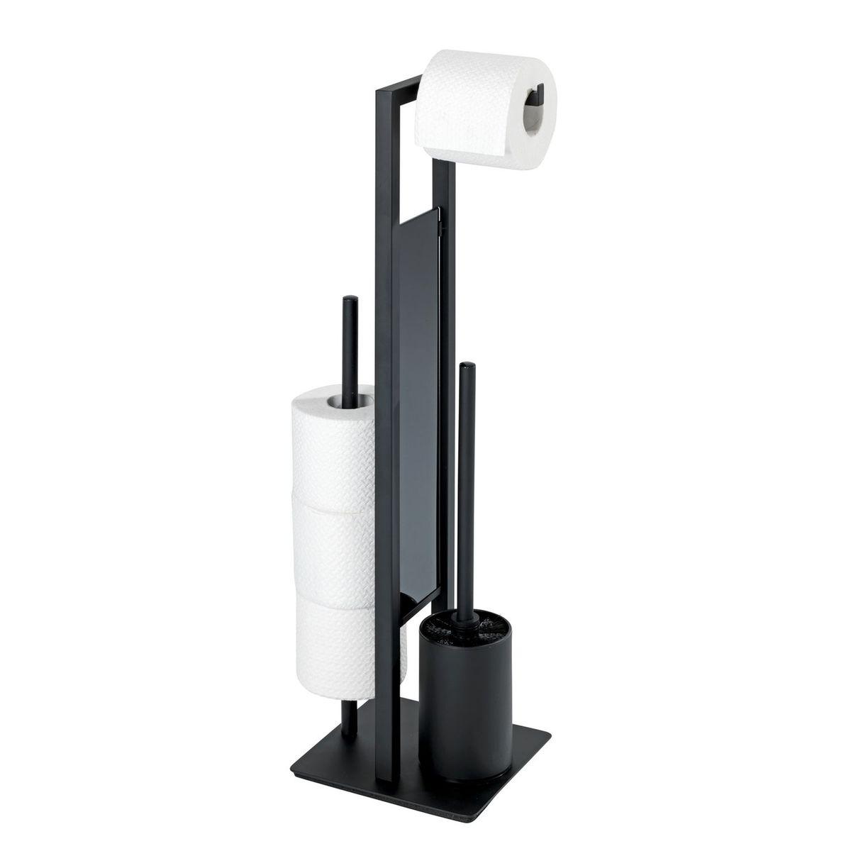 Valet wc design rivalta h 70 cm accessoires salle de Accessoires salle de bain inox