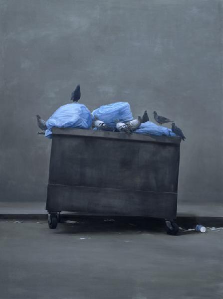 274 x 206 cm Galerie EIGEN+ART