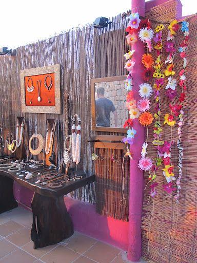 Hippy Market - Kumharas Ibiza - Todo un mercadillo hippy dentro de Kumharas. Todos los días