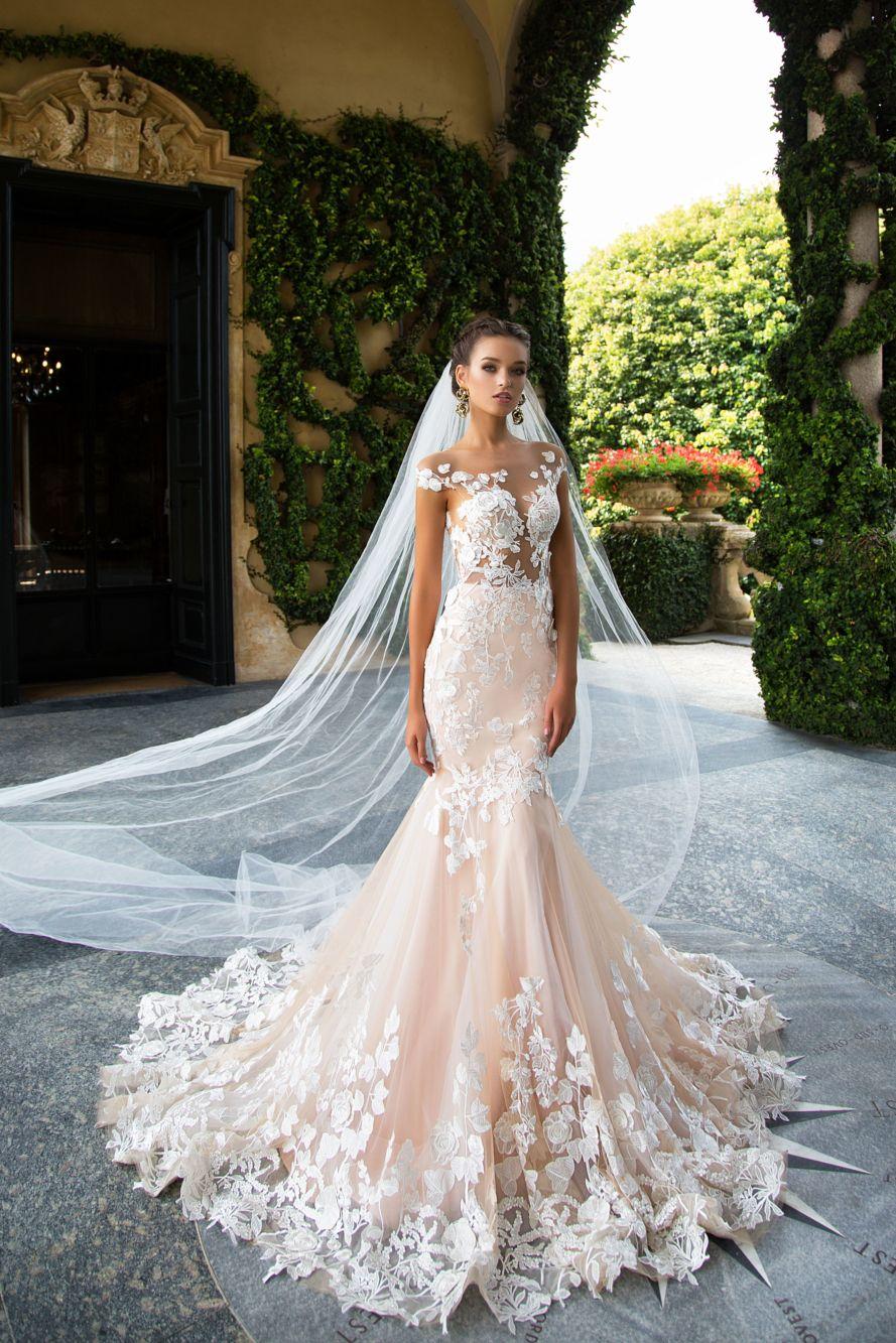 Betti Millanova Backless Mermaid Wedding Dresses Wedding Dresses Backless Wedding [ 1333 x 889 Pixel ]