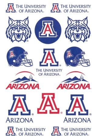 Check out our Arizona Wildcats Sport Spirit Stickers Each sticker - baseball stats spreadsheet