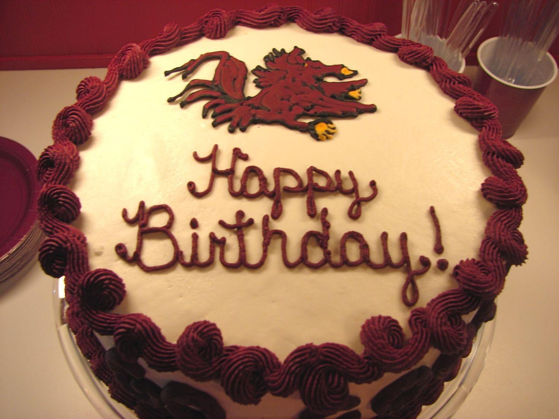 South Carolina Gamecocks Cake South Carolina Game Cocks Misc