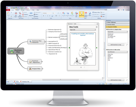 MindManager Powerful & Flexible Mind Mapping Tool Mind