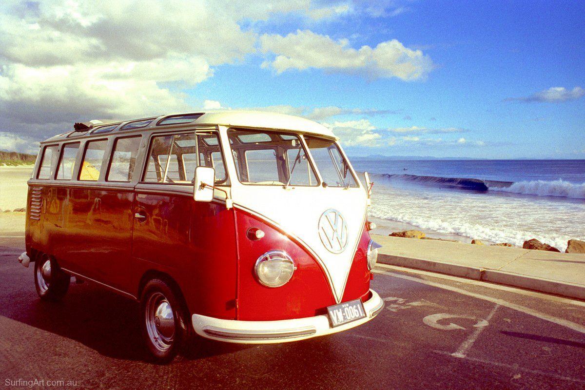 image for volkswagen van beach everything beach. Black Bedroom Furniture Sets. Home Design Ideas