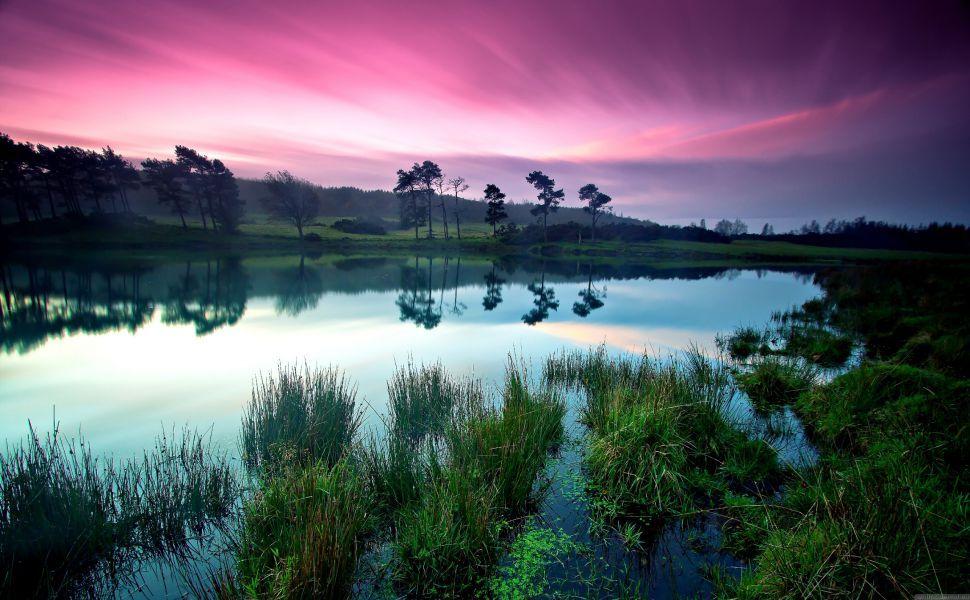 Peaceful Nature Hd Wallpaper Landscape Wallpaper Landscape Mountain Pictures