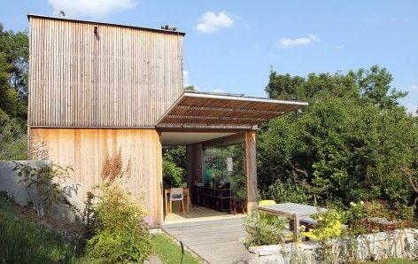 117_xs_einszueins architektur Gartenhaus, Haus und