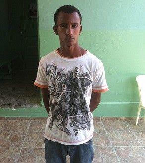 Apresan joven con un paquete de marihuana en Dajabón | NOTICIAS AL TIEMPO