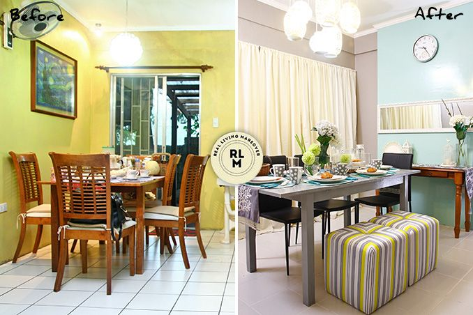 RL Makeovers A Two Week Makeover For The Kitchen And Dining JunPhilippinesModern FurnitureHome IdeasKitchen