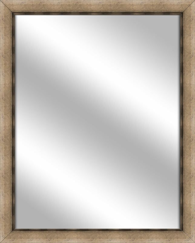 PTM Images 5-15179 30 3/4 Inch x 24 3/4 Inch Rectangular Unbeveled ...