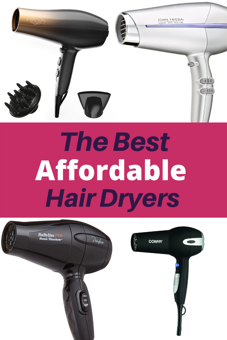 Best Affordable Hair Dryers Complete Review Caffehair Best Affordable Hair Dryer Best Hair Dryer Ceramic Hair Dryer