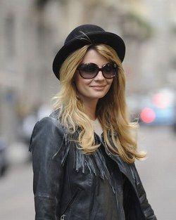 72e9714ce3ea7e lunette de soleil de stars   Lunettes de soleil   Vogue eyewear - Misha  Barton - Lunettes de soleil .