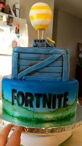 Fortnite tårta