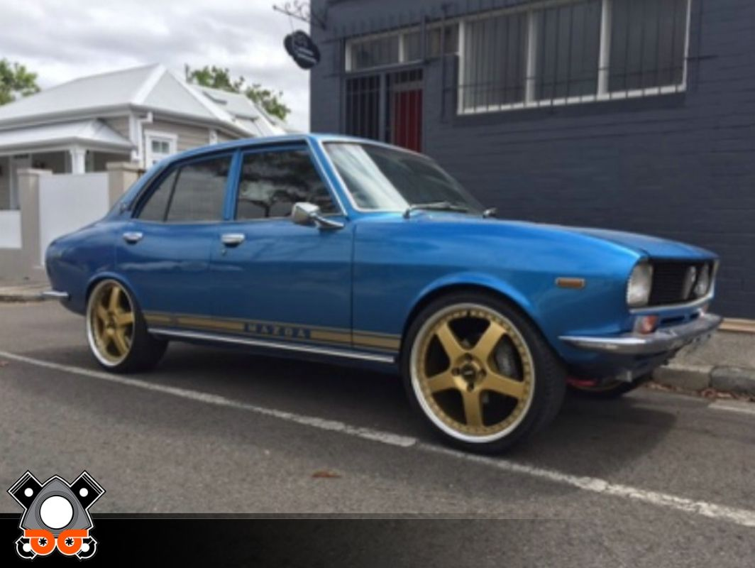 1971 Mazda Rx2 Cars For Sale Pride And Joy Low Life
