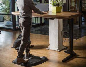 Correct Posture Desk Mats The Ergodriven Topo Standing Desk Mats