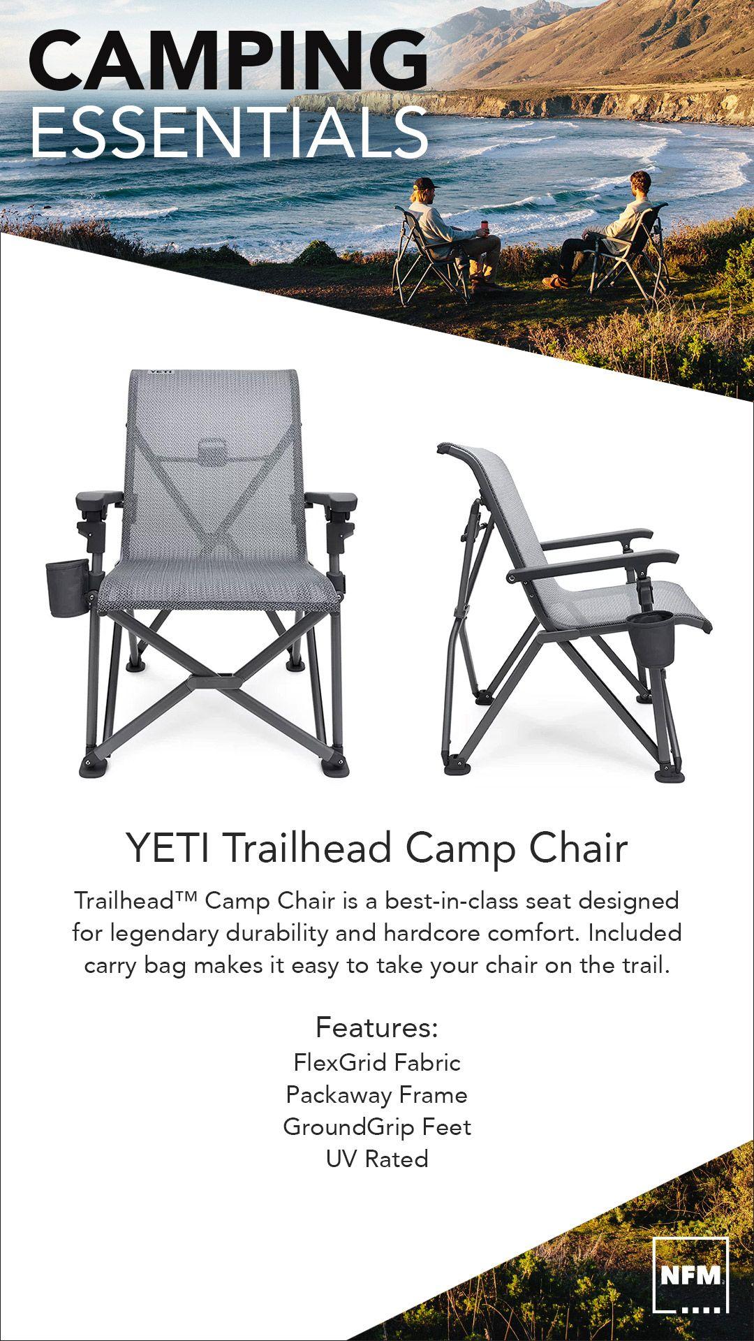 yeti trailhead camping chair