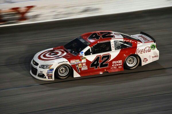 Kyle Larson Target Throwback Chevrolet Race Cars Toy Car Racing