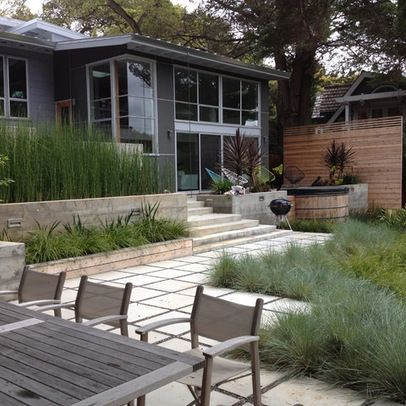 Garden Inspiration 3 Mix Moderne Landschaftsgestaltung Moderner Garten Vorgarten Modern