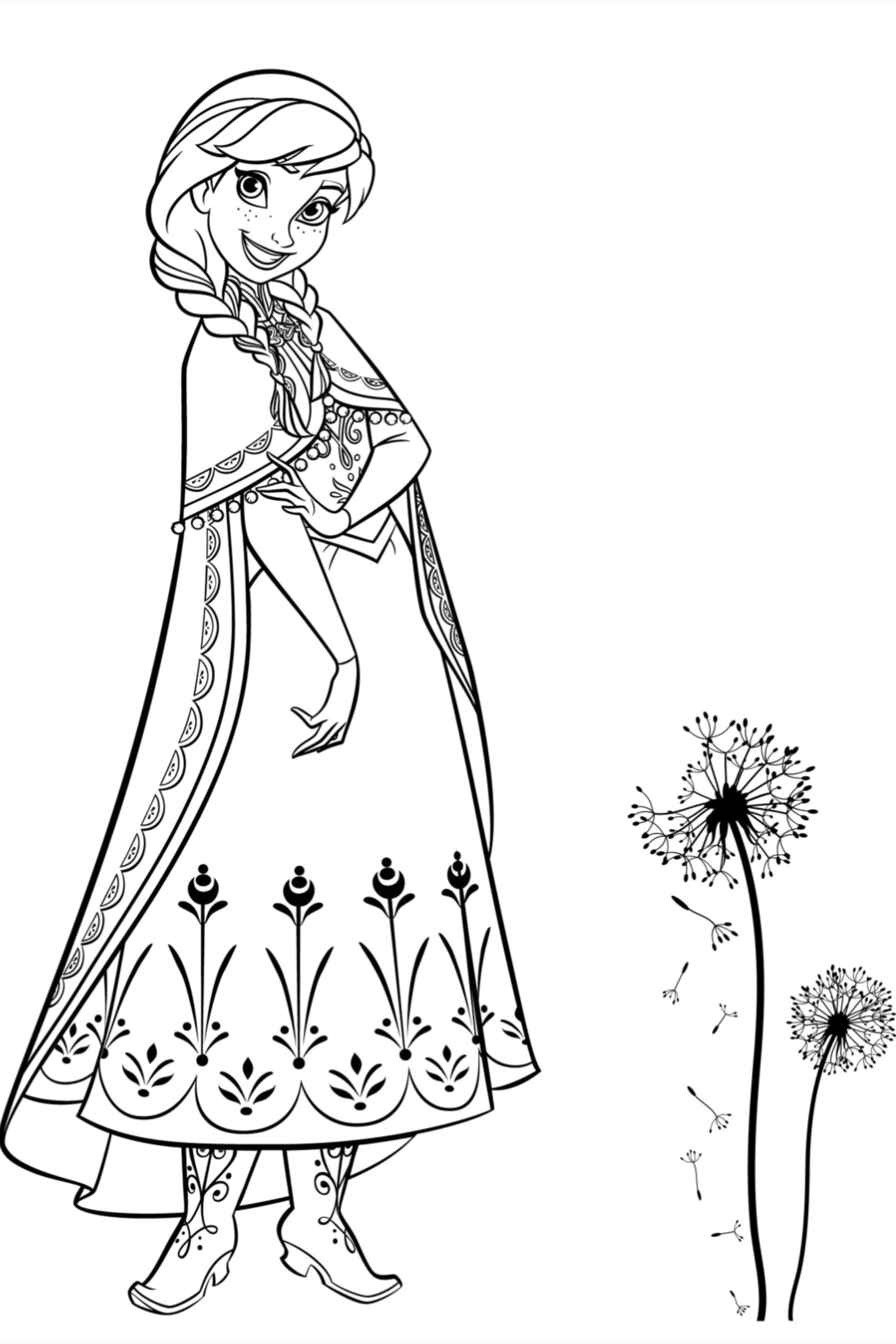 30 Elsa Princess Coloring Pages For Kids Princess Coloring Pages Princess Coloring Elsa Coloring Pages