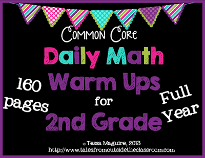 Printables for the the second grade Common Core math standards... These are awesome!!! I used them everyday :-)