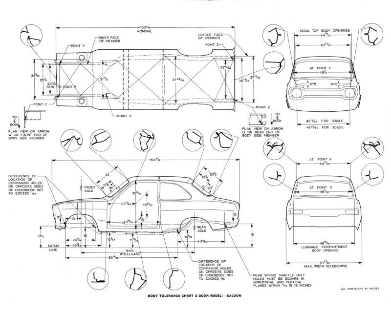 clarke focus ii parts manual
