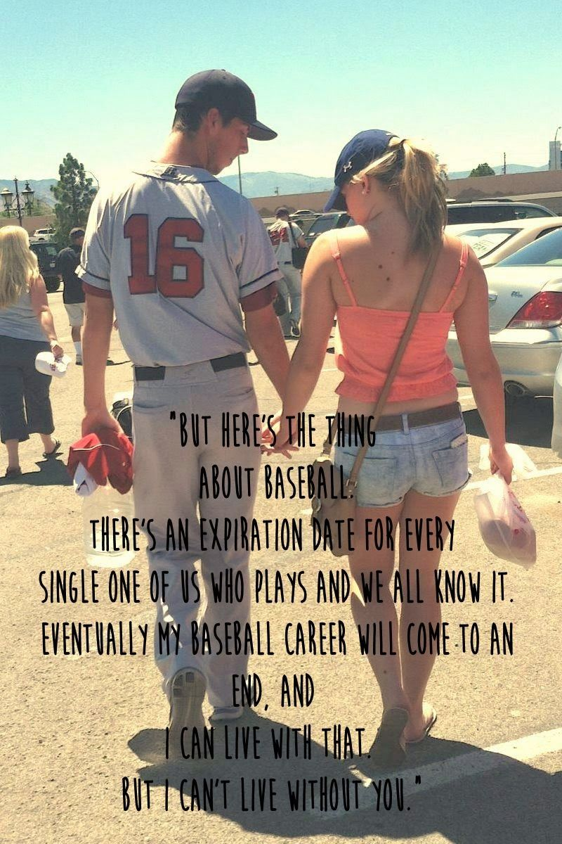 So I'm dating a Baseball Player... Funny dating memes