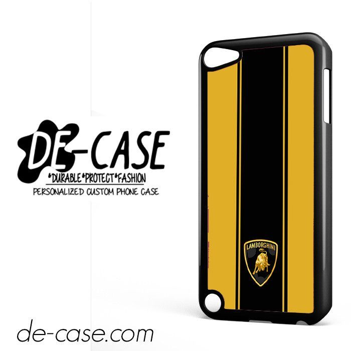 Lamborghini Aventador Bond Style DEAL-6291 Apple Phonecase Cover For Ipod Touch 5