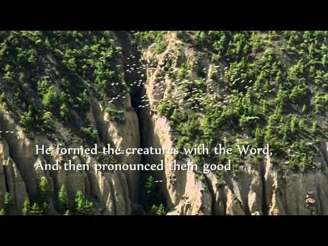 I Sing the Mighty Power of God - Seventh-day Adventist Hymnal No  88