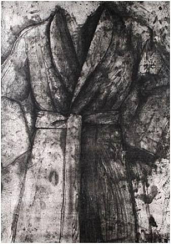 Jim Dine (James Dine, Cincinnati, 16 de junio de 1935) es un pintor estadounidense. se puede considerar a Dine como el padre del happening, organizando en 1959 la representación de El obrero sonriente, a la que pronto siguieron otras. Pronto alcanzó importancia dentro del incipiente movimiento pop, aunque él nunca llegó a sentirse integrado plenamente en esa catalogación.