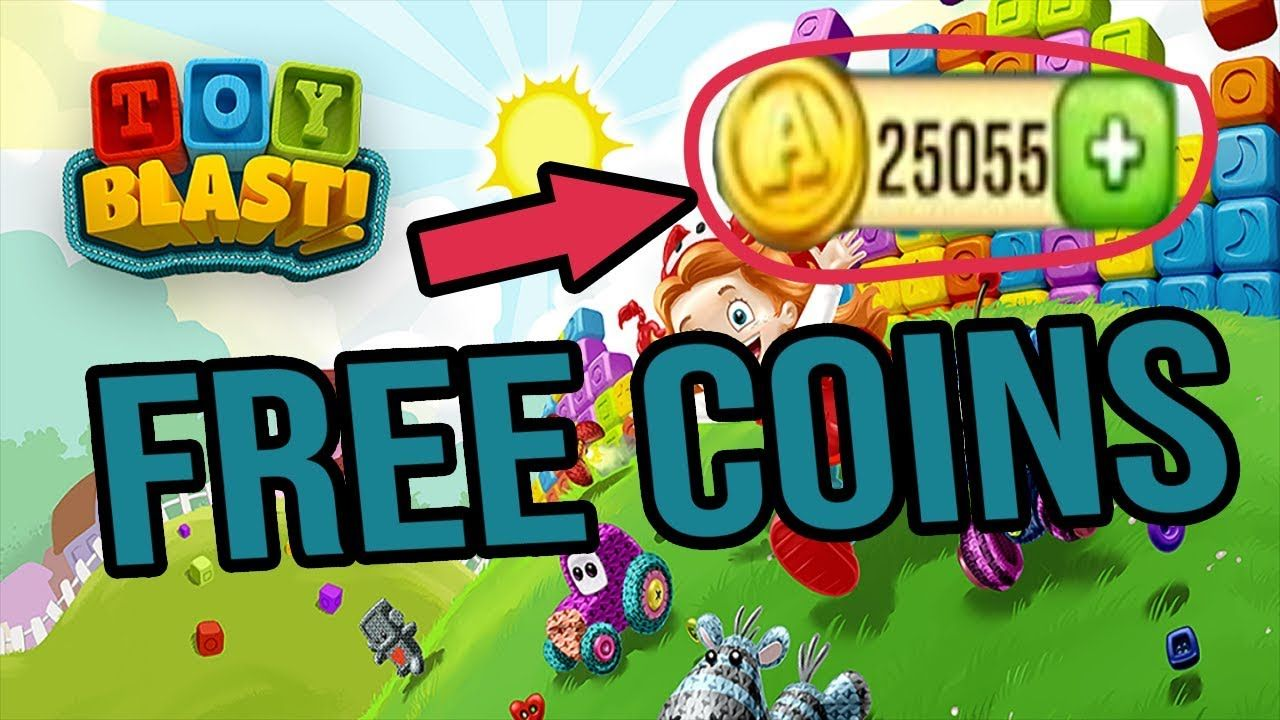 Toy Blast coins Toy blast game, Fortnite, Free toys