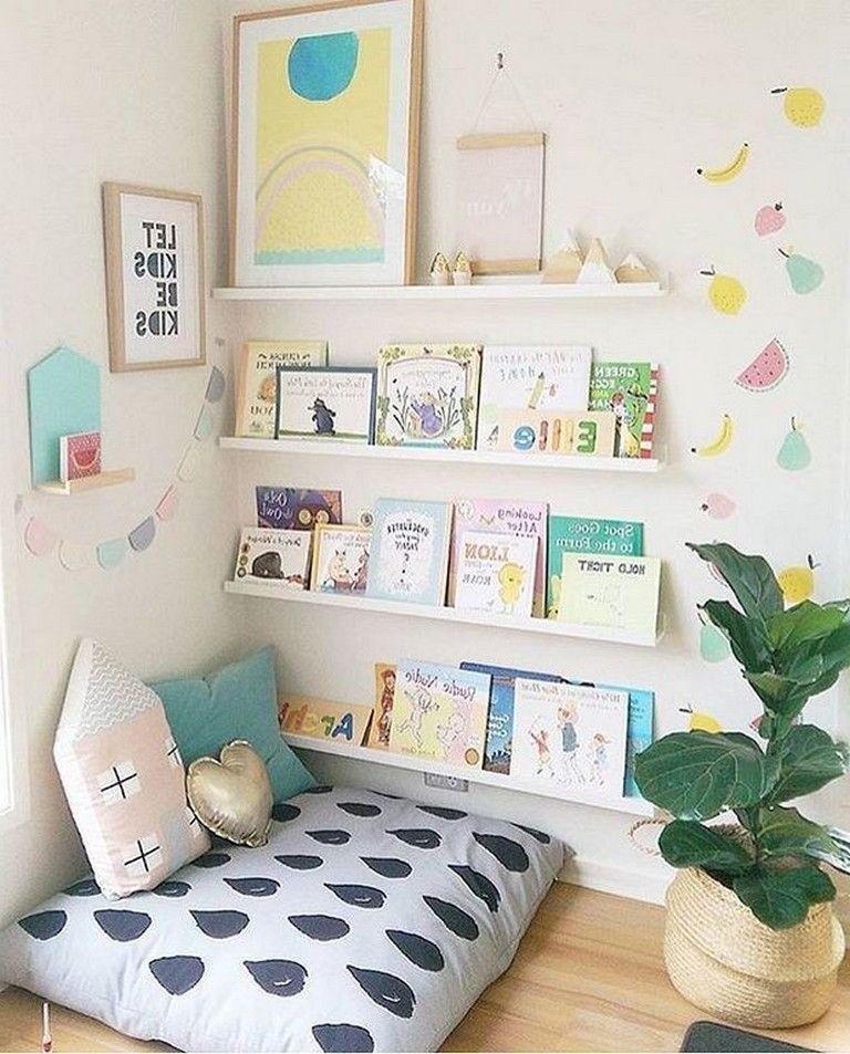 Awesome Bedroom In 2020 Kids Room Bookshelves Kid Room Decor Bookshelves Kids