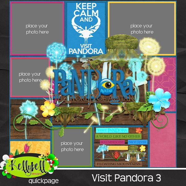 Are you ready to take a flight of passage? Kelly's new release this week is out of this world. It's in Pandora as a matter of fact. Visit P...