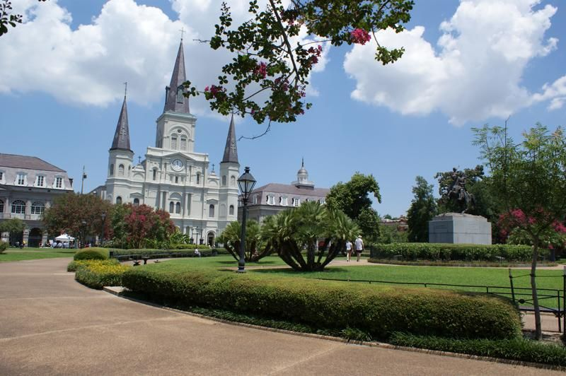 St. Louis / Cathedral / New Orleans / Louisiana New