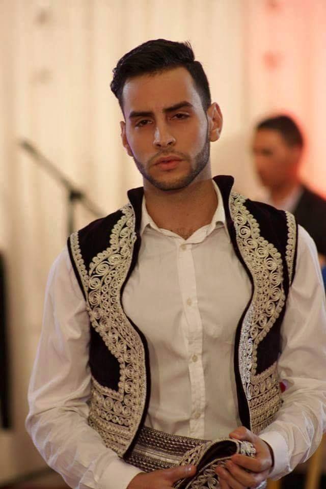 Algerian Traditional Clothes Algeria Algerie
