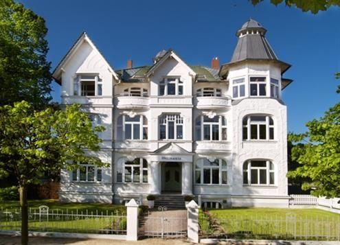 Villa Germania, Strandpromenade, Ahlbeck, Insel Usedom