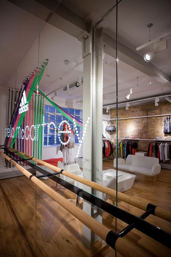 adidas by Stella McCartney flagship store opens in London  636a22706cce