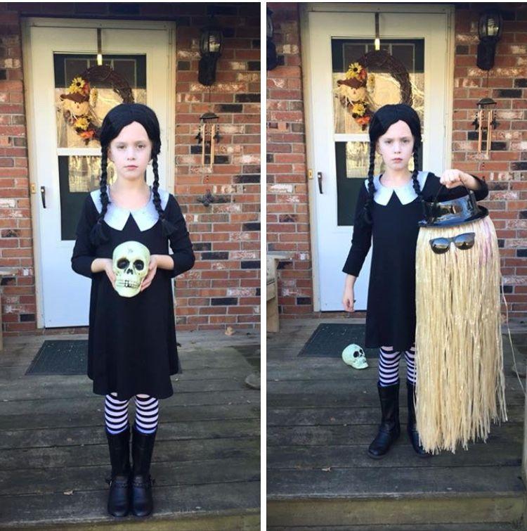wednesdayaddams addamsfamily halloweencostumes diy