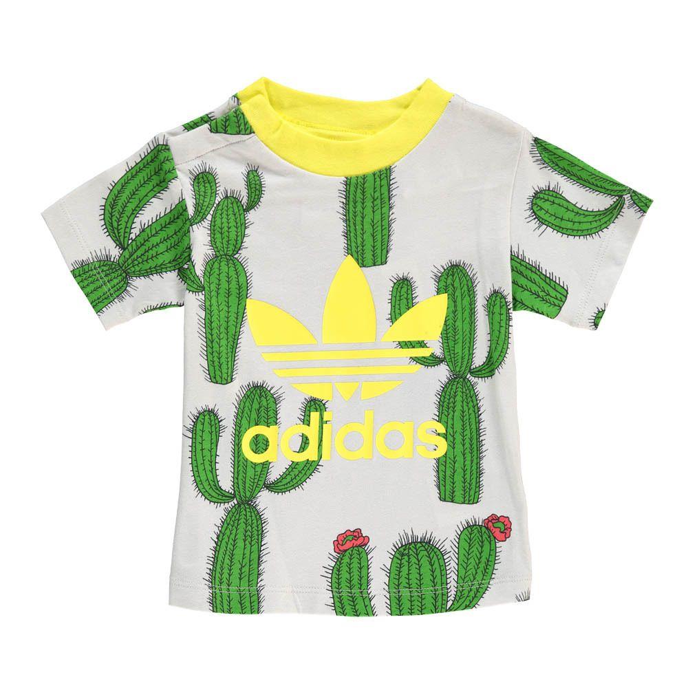 Mini Rodini X Adidas Cactus T Shirt Product Room For More