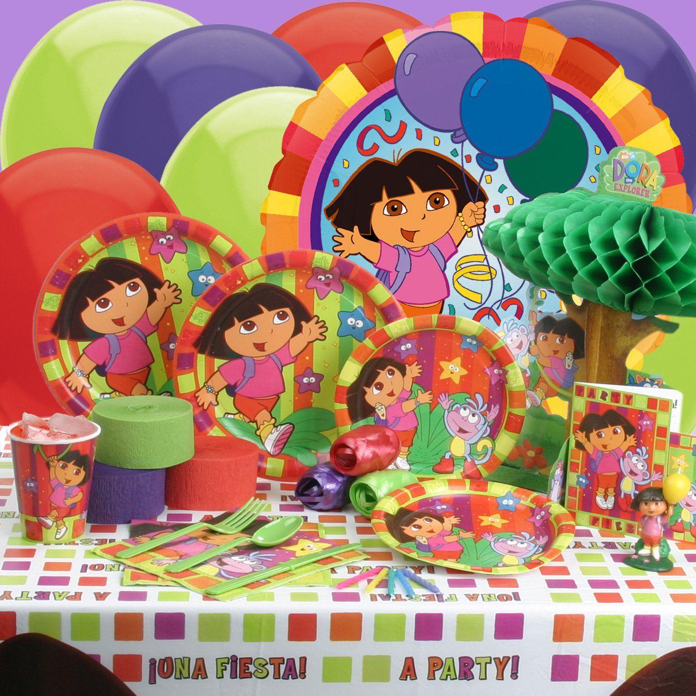 Google themes explorer - Dora The Explorer Birthday Party Photos Pictures Images